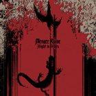 MENACE RUINE Alight In Ashes album cover