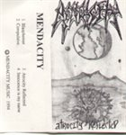 MENDACITY Atrocity Reflected album cover