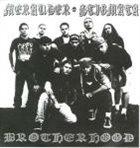 MERAUDER Brotherhood album cover
