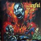 MERCYFUL FATE Burning The Cross album cover
