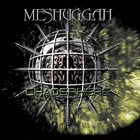 MESHUGGAH Chaosphere album cover