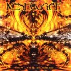 MESHUGGAH Nothing album cover