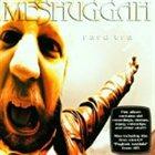 MESHUGGAH Rare Trax album cover