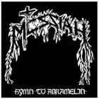 MESSIAH Hymn to Abramelin album cover
