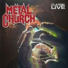 METAL CHURCH Classic Live album cover