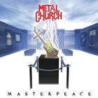 METAL CHURCH Masterpeace album cover