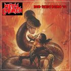 METAL CHURCH Red Skies album cover