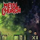 METAL CHURCH XI album cover