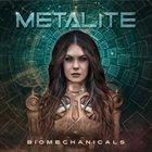 METALITE — Biomechanicals album cover