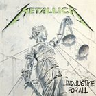 METALLICA ...And Justice for All Album Cover