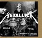 METALLICA By Request: Knebworth, England - July 6, 2014 album cover