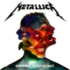 METALLICA Hardwired... to Self-Destruct album cover