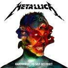 METALLICA Hardwired... to Self-Destruct album cover