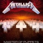 METALLICA — Master of Puppets album cover