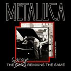 METALLICA The Garage Remains the Same album cover