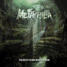 METAPHILIA The Great Cosmic Manipulation album cover