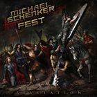 MICHAEL SCHENKER FEST Revelation album cover