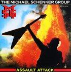 MICHAEL SCHENKER GROUP Assault Attack album cover