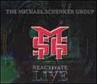 MICHAEL SCHENKER GROUP Reactivate Live album cover