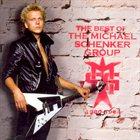 MICHAEL SCHENKER GROUP The Best Of The Michael Schenker Group 1980-1984 album cover
