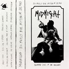 MIDNIGHT No Mercy for Mayhem Demos album cover