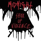 MIDNIGHT Shox of Violence album cover