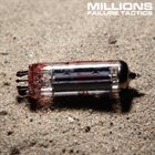 MILLIONS Failure Tactics album cover