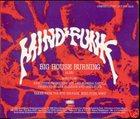 MINDFUNK Big House Burning album cover
