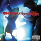 MINISTRY Sphinctour album cover