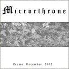 MIRRORTHRONE Promo December 2002 album cover