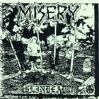 MISERY Blindead album cover