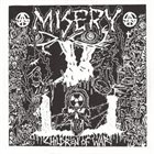 MISERY Children Of War album cover