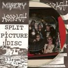 MISERY Misery / Assrash album cover