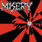 MISERY Next Time / Who's The Fool album cover