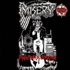 MISERY Production Thru Destruction album cover
