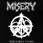 MISERY The Early Years album cover