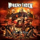 MISERY INDEX Heirs To Thievery album cover