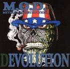 M.O.D. Devolution album cover