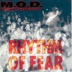 M.O.D. Rhythm of Fear album cover