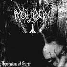 MOLOCH Depression of Surtr album cover
