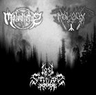 MOLOCH Maledictvs / Moloch / Lost in the Shadows album cover