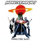 MONSTER MAGNET Monolithic Baby! album cover