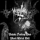 MORBITHORY Unholy Fucking Diné Black Metal Hell album cover
