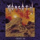 MORGOTH Odium album cover