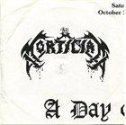 MORTICIAN A Day Of Death album cover