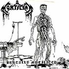MORTICIAN Brutally Mutilated album cover