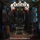 MORTICIAN Hacked Up for Barbecue Album Cover