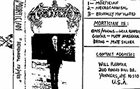 MORTICIAN Rehearsal 12/14/89 album cover