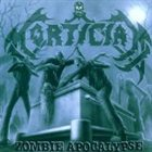 MORTICIAN Zombie Apocalypse album cover