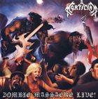 MORTICIAN Zombie Massacre Live album cover